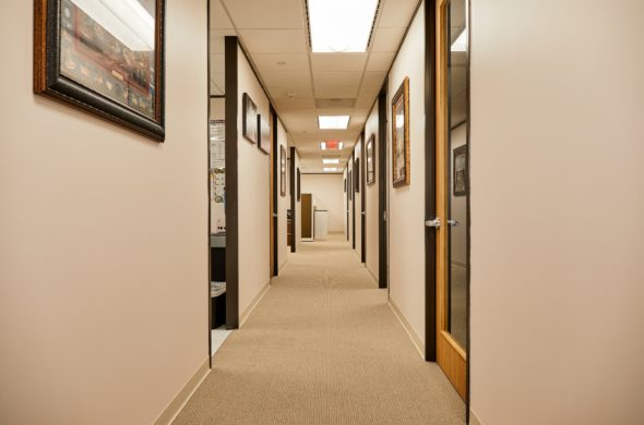 Corporate Office Page