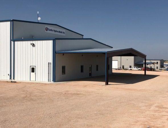 Permian Service Centre
